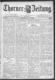 Thorner Zeitung 1899, Nr. 248