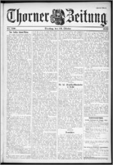 Thorner Zeitung 1899, Nr. 250 Zweites Blatt