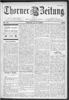 Thorner Zeitung 1899, Nr. 251 Erstes Blatt