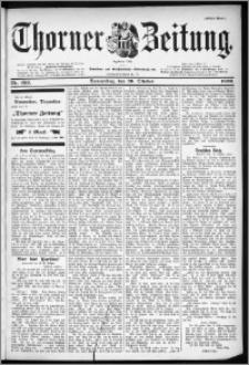 Thorner Zeitung 1899, Nr. 252 Erstes Blatt