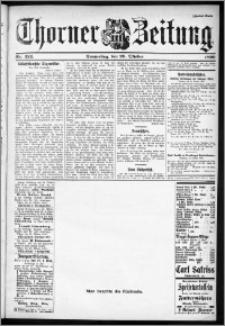 Thorner Zeitung 1899, Nr. 252 Zweites Blatt
