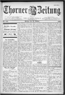 Thorner Zeitung 1899, Nr. 253 Erstes Blatt