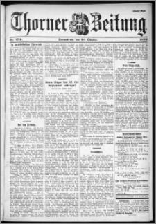 Thorner Zeitung 1899, Nr. 254 Zweites Blatt