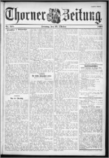 Thorner Zeitung 1899, Nr. 255 Zweites Blatt