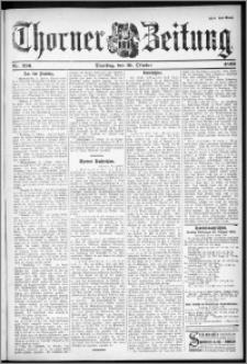 Thorner Zeitung 1899, Nr. 256 Zweites Blatt
