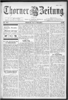 Thorner Zeitung 1899, Nr. 257 Erstes Blatt