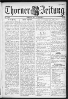 Thorner Zeitung 1899, Nr. 257 Zweites Blatt