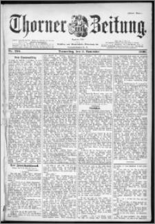 Thorner Zeitung 1899, Nr. 258 Erstes Blatt