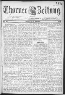 Thorner Zeitung 1899, Nr. 259 Erstes Blatt