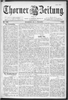 Thorner Zeitung 1899, Nr. 260 Erstes Blatt