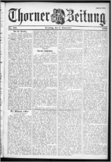 Thorner Zeitung 1899, Nr. 262 Zweites Blatt