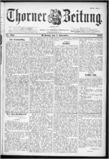 Thorner Zeitung 1899, Nr. 263 Erstes Blatt