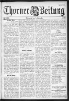 Thorner Zeitung 1899, Nr. 263 Zweites Blatt