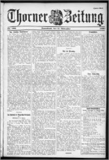 Thorner Zeitung 1899, Nr. 266 Zweites Blatt