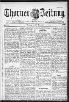 Thorner Zeitung 1899, Nr. 267 Erstes Blatt