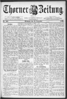 Thorner Zeitung 1899, Nr. 269
