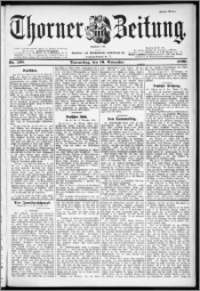 Thorner Zeitung 1899, Nr. 270 Erstes Blatt