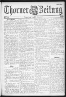 Thorner Zeitung 1899, Nr. 270 Zweites Blatt