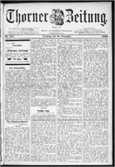 Thorner Zeitung 1899, Nr. 274