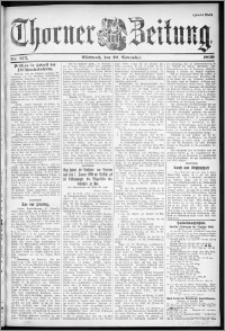 Thorner Zeitung 1899, Nr. 275 Zweites Blatt