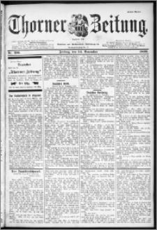 Thorner Zeitung 1899, Nr. 276 Erstes Blatt