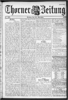 Thorner Zeitung 1899, Nr. 276 Zweites Blatt