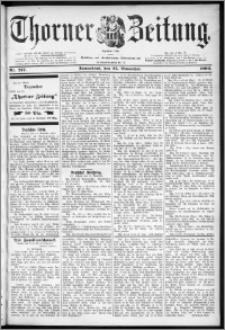 Thorner Zeitung 1899, Nr. 277