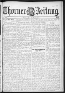 Thorner Zeitung 1899, Nr. 278 Zweites Blatt