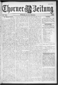 Thorner Zeitung 1899, Nr. 280 Zweites Blatt