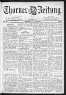 Thorner Zeitung 1899, Nr. 284 Erstes Blatt