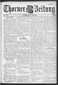 Thorner Zeitung 1899, Nr. 284 Zweites Blatt