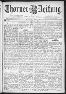 Thorner Zeitung 1899, Nr. 285