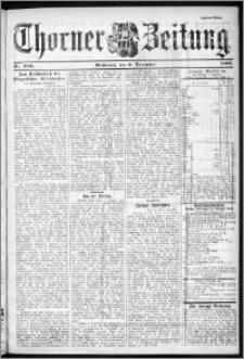 Thorner Zeitung 1899, Nr. 286 Zweites Blatt