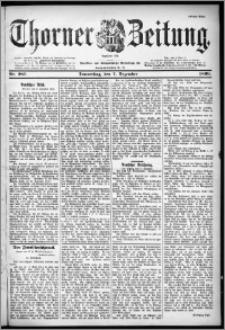 Thorner Zeitung 1899, Nr. 287 Erstes Blatt