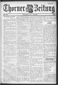 Thorner Zeitung 1899, Nr. 287 Zweites Blatt