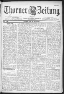 Thorner Zeitung 1899, Nr. 290 Erstes Blatt