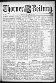 Thorner Zeitung 1899, Nr. 292 Zweites Blatt