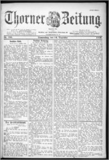 Thorner Zeitung 1899, Nr. 293 Erstes Blatt