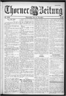 Thorner Zeitung 1899, Nr. 293 Zweites Blatt