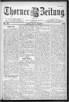 Thorner Zeitung 1899, Nr. 294 Erstes Blatt