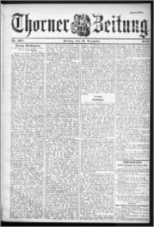 Thorner Zeitung 1899, Nr. 294 Zweites Blatt