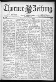 Thorner Zeitung 1899, Nr. 295