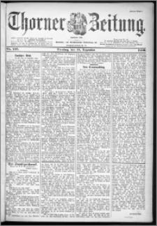 Thorner Zeitung 1899, Nr. 297 Erstes Blatt