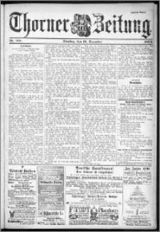 Thorner Zeitung 1899, Nr. 297 Zweites Blatt