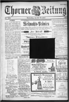 Thorner Zeitung 1899, Nr. 299 Zweites Blatt