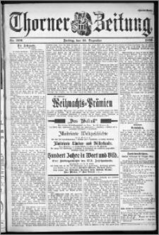 Thorner Zeitung 1899, Nr. 300 Zweites Blatt