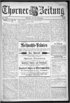 Thorner Zeitung 1899, Nr. 302 Zweites Blatt