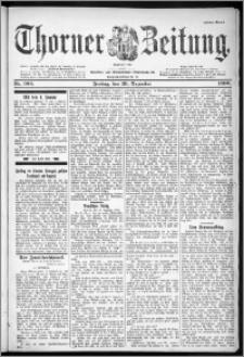 Thorner Zeitung 1899, Nr. 304 Erstes Blatt