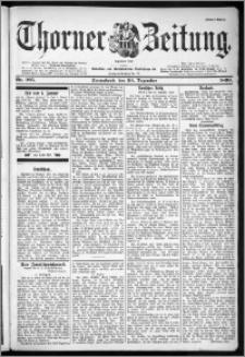 Thorner Zeitung 1899, Nr. 305 Erstes Blatt