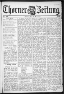 Thorner Zeitung 1899, Nr. 306 Zweites Blatt